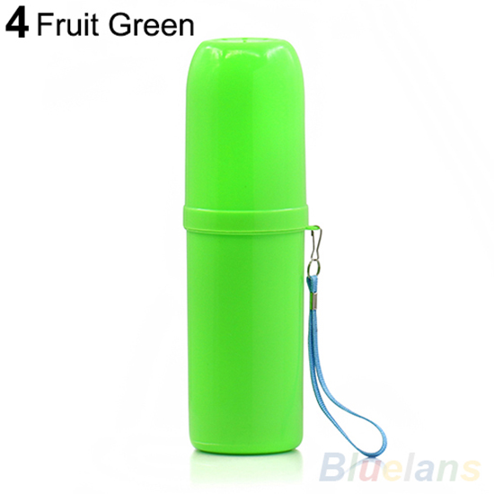 Travel Camping Bath Toothbrush Toothpaste Holder Cover Protect Case Box Cup