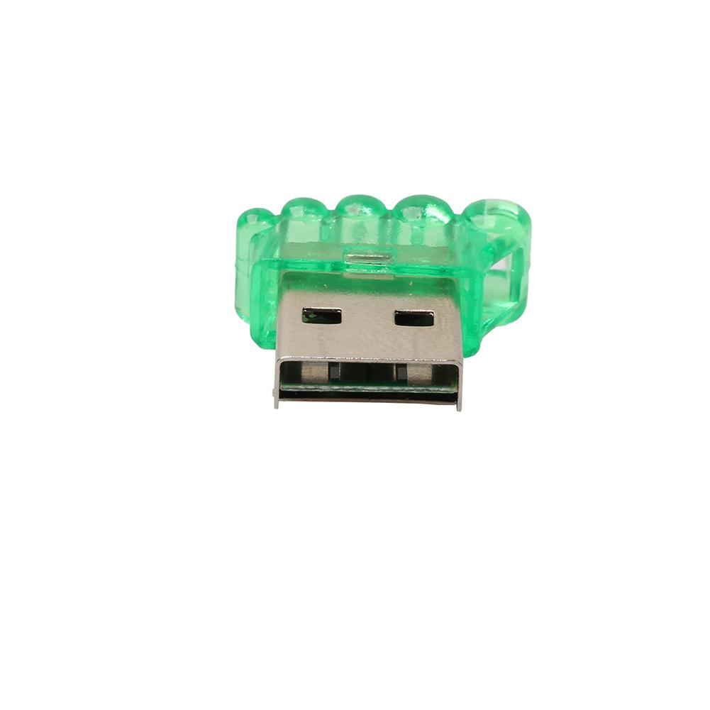 Creative Little Feet Shape Memory Card Reader Portable High Speed USB 2.0