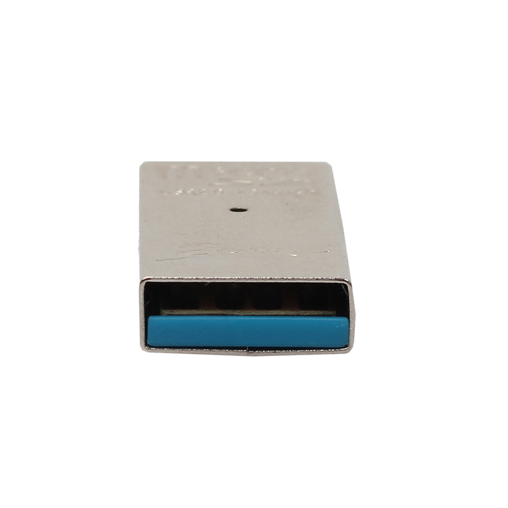 Portable Metal USB 2.0 Memory Card Reader High Speed Adapter for TF Card