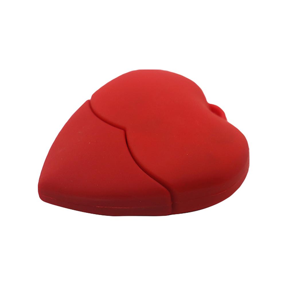 Creative Love Heart USB Flash Drive Memory Stick U Disk for Notebook Computer
