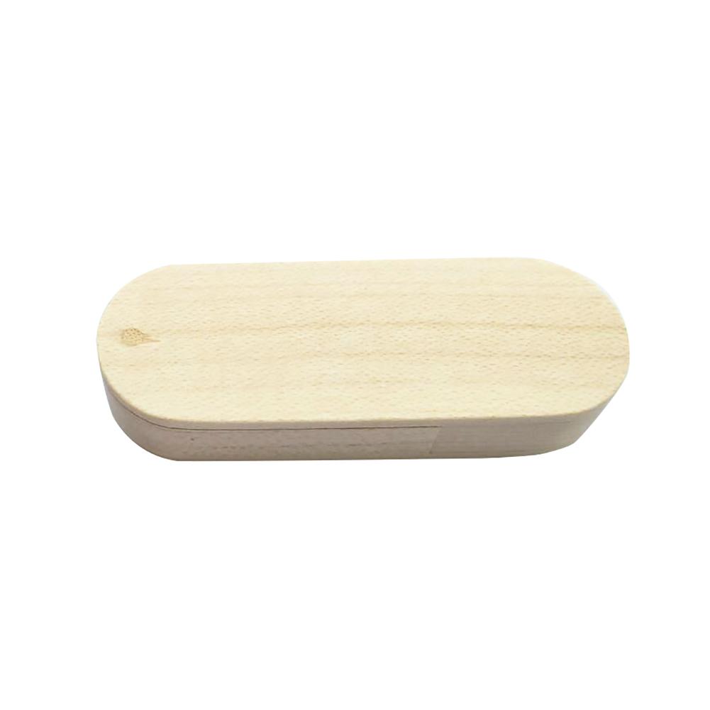 Wooden 16GB 32GB 64GB 128GB Mini USB Pen Flash Drive U Disk Memory Stick Gift