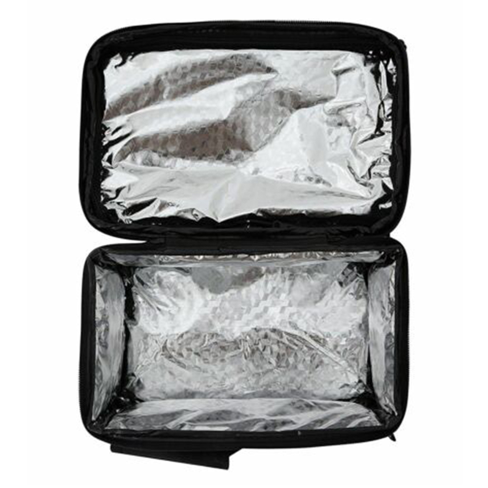 Portable Thermal Insulated Lunch Bag Cooler Box Bento Pouch Storage Container