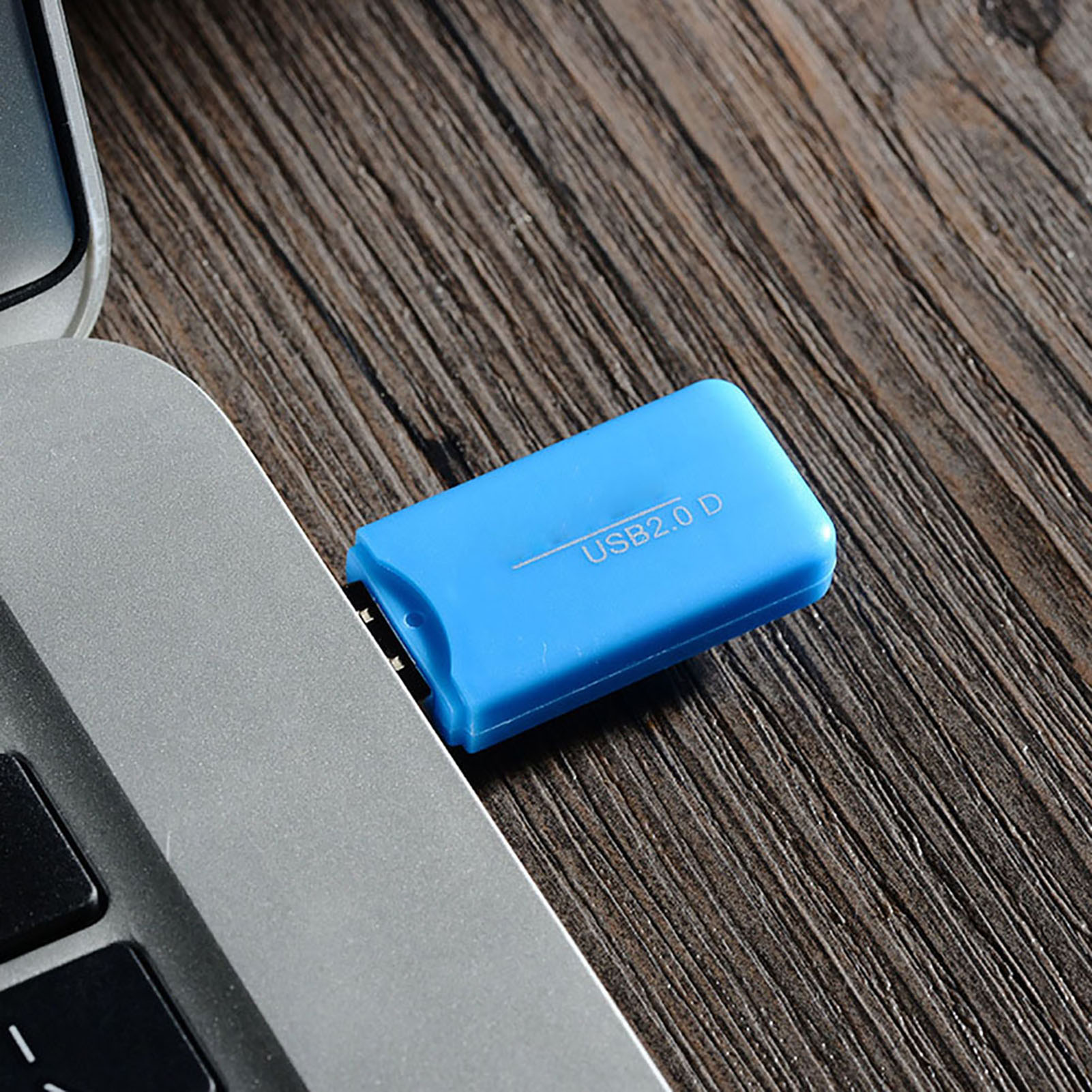Mini USB 2.0 TF Micro Security Digital Memory Card Reader Adapter for Laptop