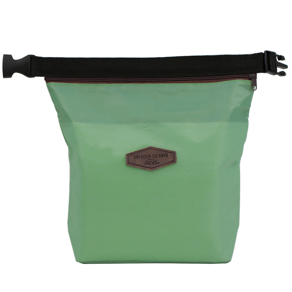 Creative Thermal Cooler Insulated Waterproof Lunch Carry Storage Picnic Bag Pouch