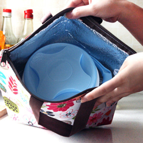 Thermal Travel Picnic Lunch Tote Waterproof Insulated Cooler Carry Hand Bag